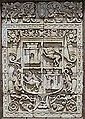 Relief on outside of the Cathedral of Cusco II.JPG