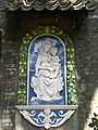 Religious artwork, St Alban the Martyr Church, Brooke Street EC1 - geograph.org.uk - 1393733.jpg