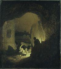 Rembrandt - Travellers Resting.jpg