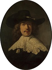 Portrait of a Young Bachelor