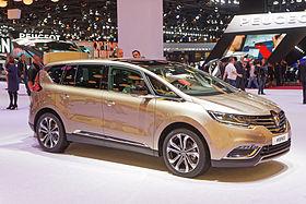 Renault Espace - Mondial de L'Automobile de Paris 2014 - 006.jpg