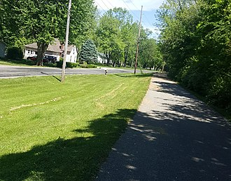 Nickel Plate Trail - Image: Resized 20180523 115318