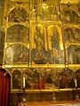 Retaule Santa Isabel i Sant Bartomeu catedral Barcelona.jpg