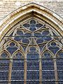 Reuleaux triangle on a window of St. Michael and St. Gudula Cathedral, Brussels.jpg