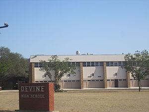 Devine, Texas - Devine High School