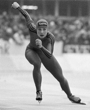 Ria Visser - Ria Visser in 1983
