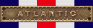 France and Germany Star - Atlantic Clasp