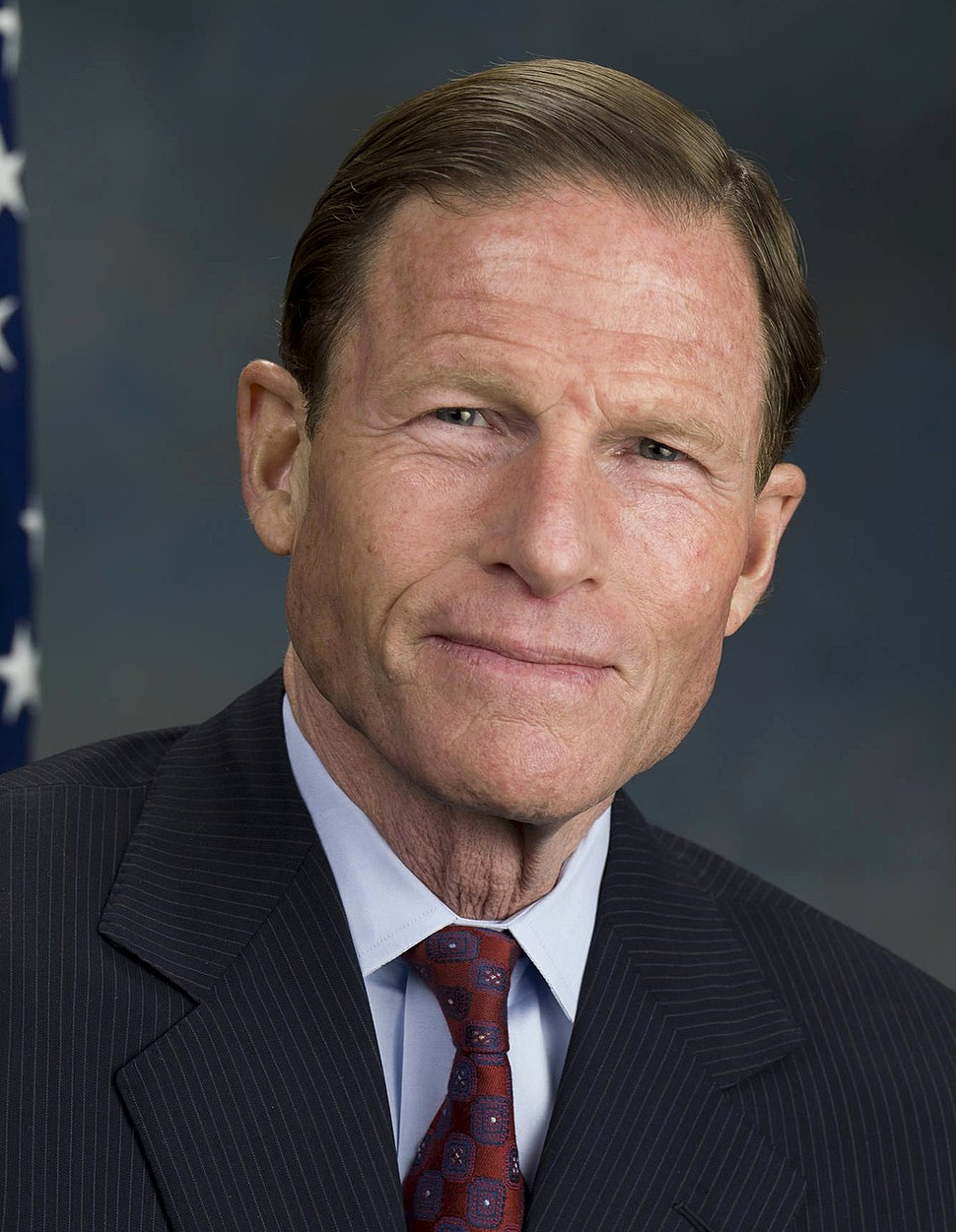 Richard Blumenthal Official Portrait (cropped)