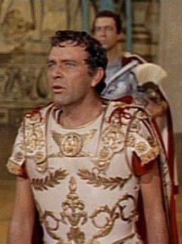 Richard Burton in Cleopatra (1963)