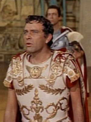 Screenshot of Richard Burton from the trailer ...