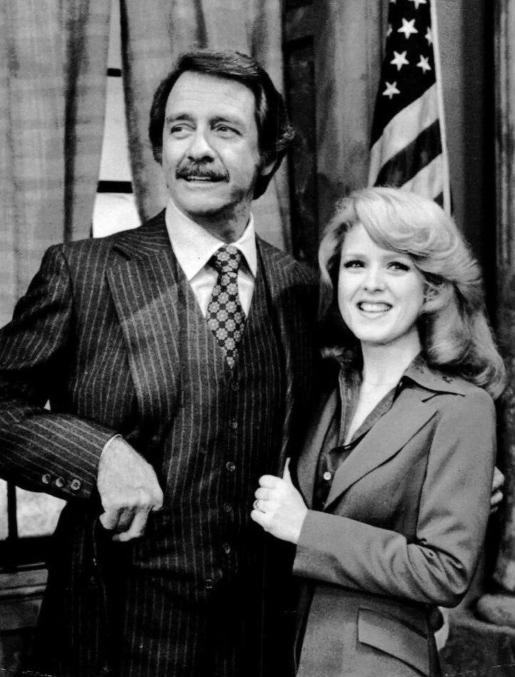 Richard Crenna Bernadette Peters Alls Fair 1977
