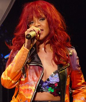 Fly (Nicki Minaj song) - Rihanna's contribution to the song was a last minute addition.