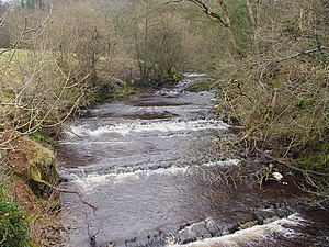 River Belah - River Belah from Oxenthwaite Bridge
