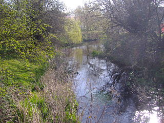 Heacham River river in the United Kingdom