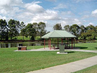 Meadowbrook, Queensland - Riverdale Park, 2013