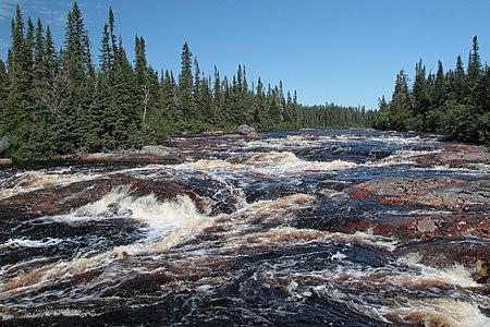 Matamec river