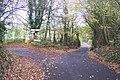 Road junction on Castle Farm Road - geograph.org.uk - 1574203.jpg