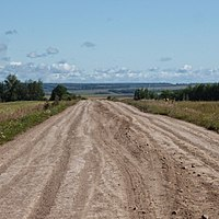 Road to Ishimova, Mishkinsky District.jpg