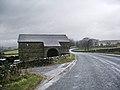 Roadside barn - geograph.org.uk - 748521.jpg