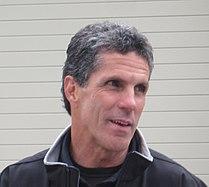 Roberto Guerrero 2010 Indy 500 Practice Day 7.JPG
