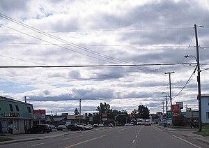 Roberval, Quebec - Image: Roberval 2