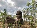 Rock formation in Kakadu National Park.jpg