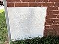 Rockdale County Jail cornerstone at NW corner.jpg