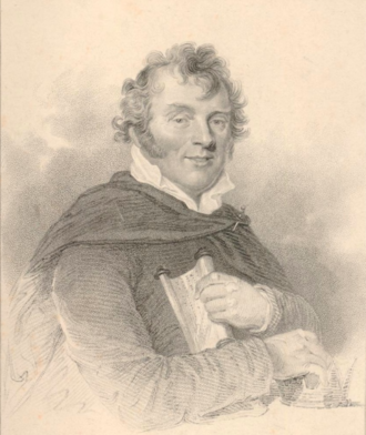 Roger O'Connor - Roger O'Connor, as depicted on the frontispiece to the Chronicles of Eri.