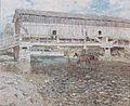 Rohlfs - Die gedeckte Ilmbrücke in Buchfart bei Weimar, 1889.jpg