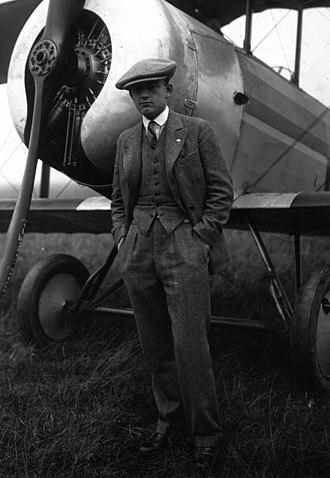 Roland Toutain - Image: Roland Toutain 1926