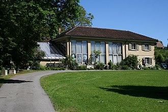 Rolf Brem - Rolf Brems Studio at St. Charles-Hall, Meggen, Lucerne, Switzerland