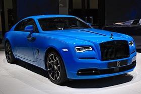 Rolls-Royce Wraith (coupé)