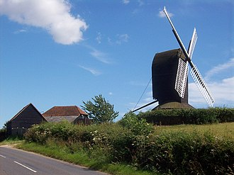 Rolvenden - Image: Rolvenden Mill 3