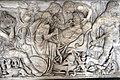 Roma, sarcofago con la morte di meleagro, collez. borghese, 180 dc ca. 03.JPG