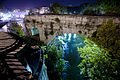 Roman Arch ruins over the Tiber River - 2597.jpg