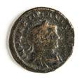 Romerskt mynt med Maximianus, 305 cirka - Skoklosters slott - 110669.tif