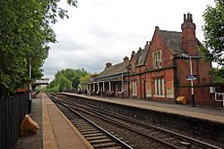 Romiley railway station (geograph 4512252)