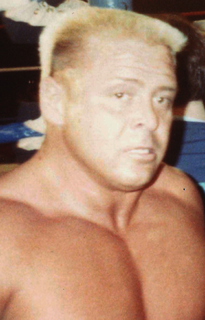 Ron Garvin Canadian professional wrestler