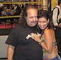 Ron Jeremy at Exxxotica Miami 2010.jpg