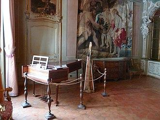 Palais Lascaris - Room in Palais Lascaris, Nice