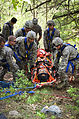 Rope rescue at Patriot 2014 140720-Z-BW897-003.jpg
