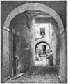 Roque Gameiro (Lisboa Velha, n.º 92) Beco dos cortumes, visto de fora.png