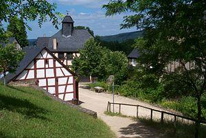 Roscheider Hof Open Air Museum - Hunsrück village