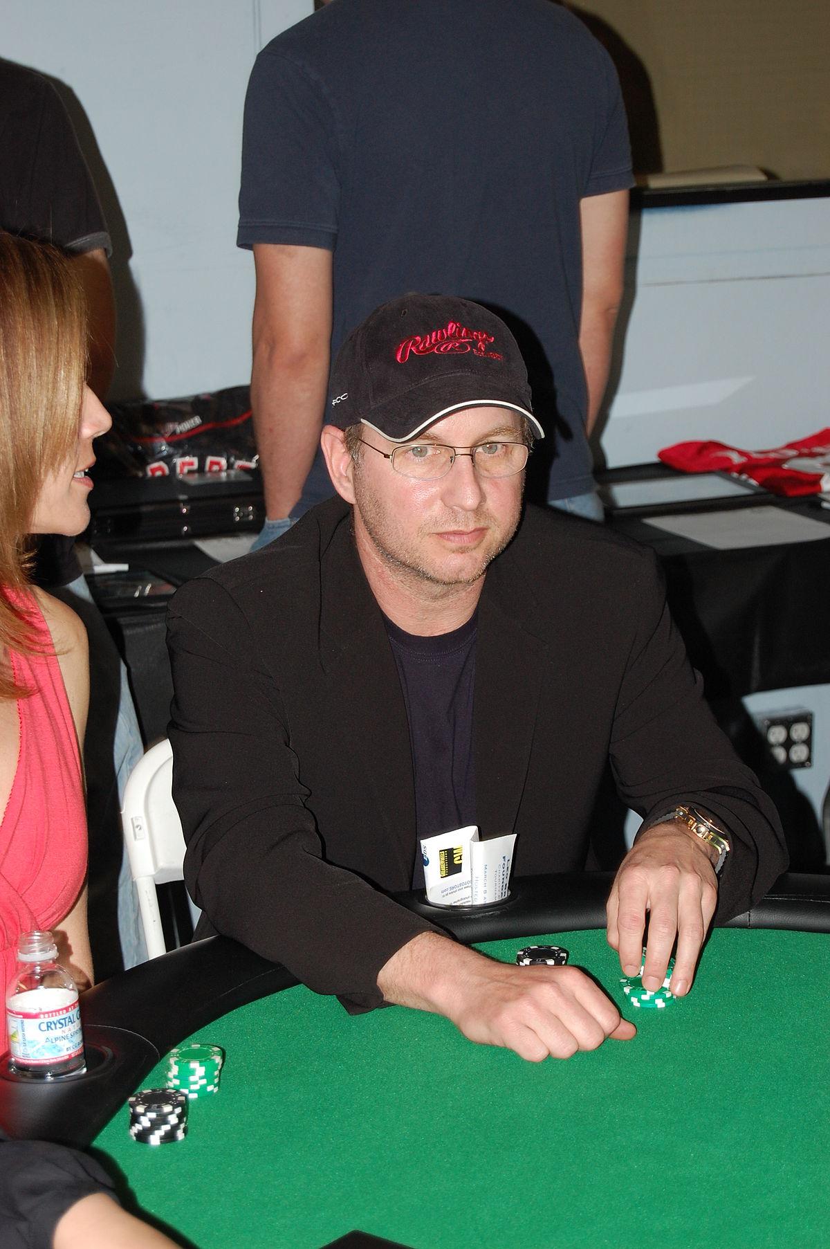 roy winston  poker player