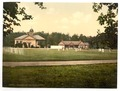 Royal Military College, cricket grounds, Sandhurst, Camberley, England-LCCN2002696438.tif