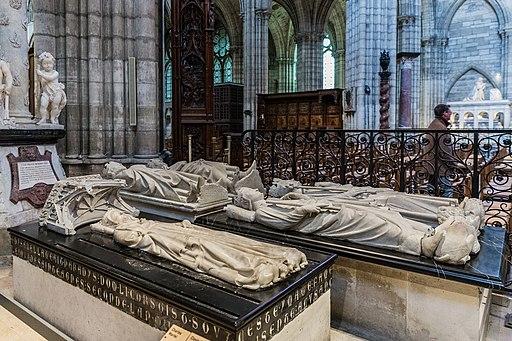 Royal Necropolis of France, Basilica of Saint Denis, Paris