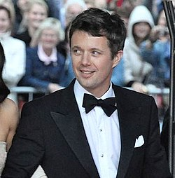 Royal Wedding Stockholm 2010 Crown Prince Frederik.jpg