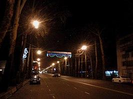 Rudaki Avenue
