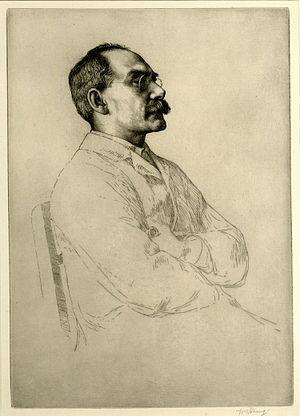 Rudyard Kipling No. 1 by William Strang 1898.jpg