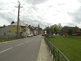 A view within Étrœungt